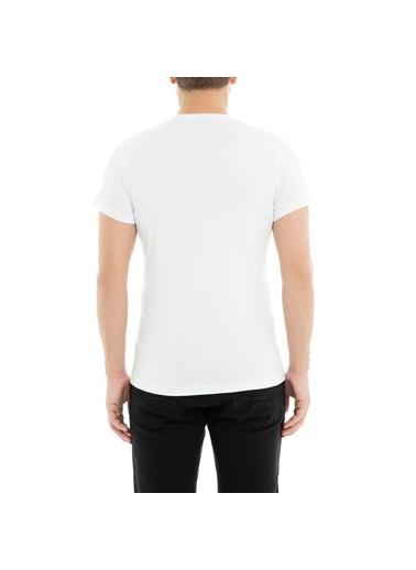 Ruck & Maul Tişört Beyaz